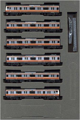 TOMIX Nゲージ 92801 E233-0系通勤電車 (中央線・H編成)基本6両セットA