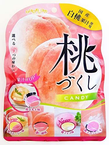 桃づくしCANDY 6袋