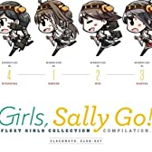 Girls,Sally Go! 【艦これ 缶バッチ付き】