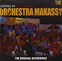 東アフリカの伝説 (Legends of East Africa: The Original Recordings)