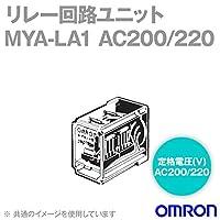 オムロン(OMRON) MYA-LA1 AC200/220 (有接点アナンシェータ) NN