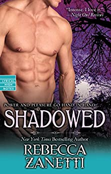 Shadowed (Dark Protectors) by [Zanetti, Rebecca]