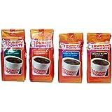 Dunkin coffee ダンキン ドーナツ コーヒー (4パック) [並行輸入品]