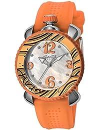 [ガガミラノ]GaGa MILANO 腕時計 LADYSPORTS ホワイトパール文字盤 7020.05 レディース 【並行輸入品】