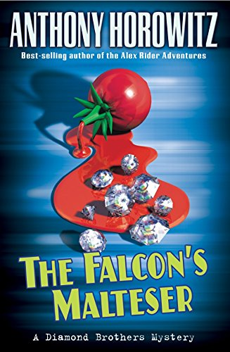 The Falcon's Malteser (The Diamond Brothers)の詳細を見る