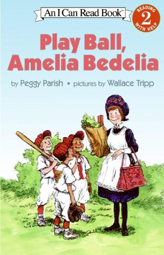 Play Ball, Amelia Bedelia (I Can Read Level 2)の詳細を見る