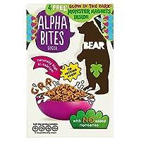 Alphabitesココア375グラムを負担 (x 6) - Bear Alphabites Cocoa 375g (Pack of 6) [並行輸入品]