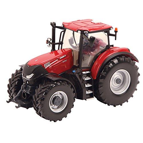 Britains 1:32 Case Optum 300 CVXトラクター - 収集可能な農業車両玩具 - 3年から