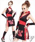 イベント くのいち 女忍者セクシー コスプレ ダンス 衣装hq6066s