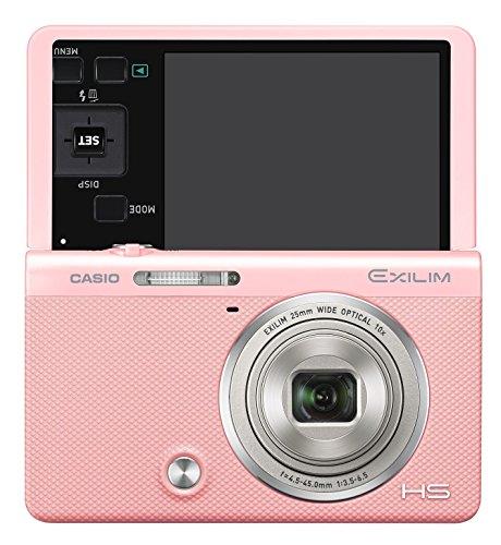 CASIO デジタルカメラ EXILIM EX-ZR70PK ...