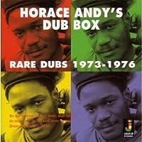 HORACE ANDY'S DUB BOX - RARE DUBS 1973-1976 -