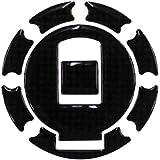 Keiti(ケイティ) フュエルキャップパッド YAMAHA-1 UVクリアコーティング仕上げ カーボン柄