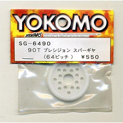90T プレシジョンスパーギヤ (64ピッチ) SG-6490