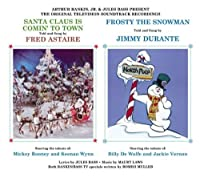 Santa Claus Coming Town & Frosty Snowman