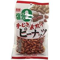 川越屋 手むき素煎りピーナッツ 145g×12袋