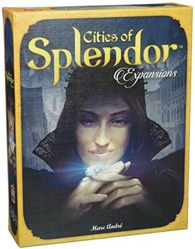 Cities of Splendor Splendor expansion