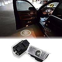 【 ベンツ 3D ライト モデル全体 2Set 】 ドアライト ランプ アウトドアビーム Mercedes Benz メルセデスベンツ アクセサリー インテリア ベンツの成形 ベンツエクステリア (C, Benz)