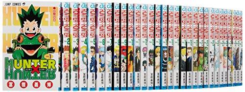HUNTER×HUNTER コミック 1-33巻セット (ジャンプコミックス)