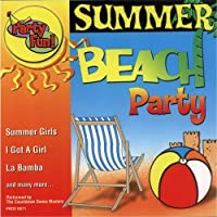 Party Fun: Summer Beach Party