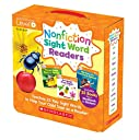 Nonfiction Sight Word Readers Level D, Ages 3-7: Teaches 25 Key Sight Words to Help Your Child Soar As a Reader