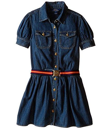 (ポロラルフローレン) Polo Ralph Lauren キッズドレス・ワンピース Denim S...