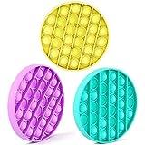 JCBX Puzzle Game 1x Push Pop Pop Bubble Sensory Fidget Toy Stress Relief Special Needs Silent Classroom