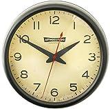 ART WORK STUDIO Franklin-clock TK-2071 ブラック+ビンテージ