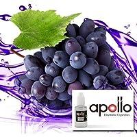 電子タバコ用リキッド Apollo アポロ Grape(グレープ) 10ml ニコチン0mg