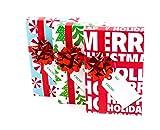 Hallmark クリスマスギフトカードホルダーボックス 5BCM1071