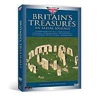 Britain's Treasures: An Aerial Tour [DVD] [Import]