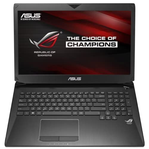 ASUS G750JZ ノートブック / ブラック ( Win8.1 64bit / 17.3 inch FHD / i7-4700HQ / 32G / 1.5TB HDD + 512G SSD / GTX 880M / BD-RW ) G750JZ-T4088H