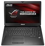 ASUS G750JZノートブック / ブラック ( Win8.1 64bit / 17.3 inch FHD / i7-4700HQ / 32G / 1.5TB HDD + 512G SSD / GTX 880M / BD-RW ) G750JZ-T4088H