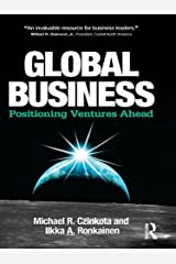 Global Business: Positioning Ventures Ahead Kindle Edition
