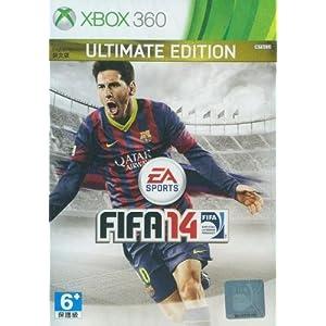 FIFA 14 Ultimate Edition (輸入版:アジア) - Xbox360