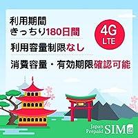 (10GB~/180日)docomoプリペイドデータ専用SIM 10GB+最大256Kbpsにきっちり180日間(容量リチャージ・期間延長可)