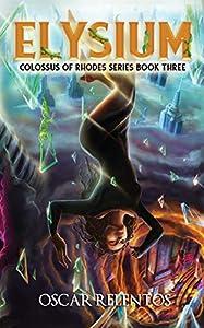 Colossus of Rhodes Series 3巻 表紙画像