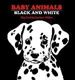 Baby Animals Black and White 画像