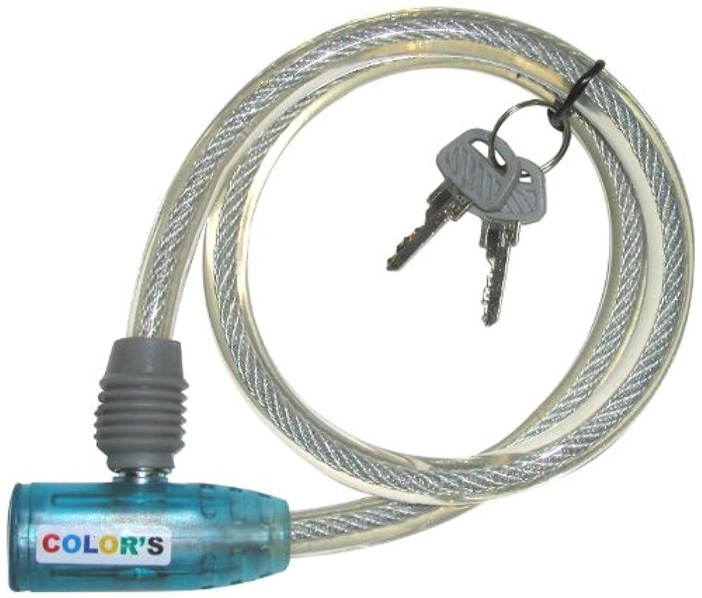 相談スリラー審判GORIN(ゴリン) COLOR'S ソフトワイヤー錠 ブルー 10x600㎜ 02903