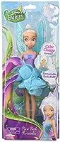 "Disney Fairies Pixie Bath Periwinkle Doll、9"""