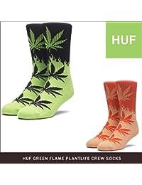 HUF x PEANUTS-PEANUTS colors Crew Sock Calze Blue