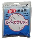 東名実業 補充用スーパーカラリット(100g×2個) 3袋セット 9-200