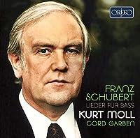 Songs For Bass (Lieder F眉r Bas by FRANZ SCHUBERT (1995-04-04)