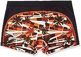 MIZUNO(ミズノ) 競泳水着 寺川綾コレクション エクサースーツ ショートスパッツ [メンズ] N2MB7063 54)オレンジ XL