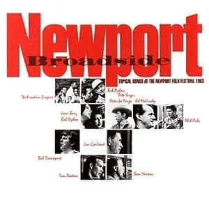 ニューポート・ブロードサイド/ニューポート・フォーク・フェスティヴァル63