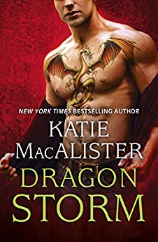 Dragon Storm (Dragon Fall Book Two) by [MacAlister, Katie]