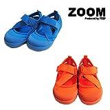 (ズーム)ZOOM マリンシューズ/ブルー 15cm