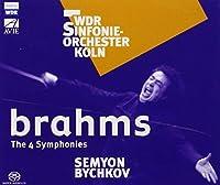Brahms: The 4 Symphonies ~ Bychkov (2005-02-08)