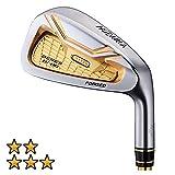 本間ゴルフ BERES IS-06 アイアン #4I(単品) ARMRQ X-47 5S シャフト カーボン メンズ IS-06 IR 右 ロフト角:19.5度 番手:#4I フレックス:R
