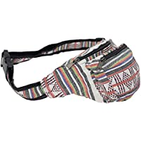 Gheri Festival Colorful Bum Bag Fanny Pack Coin Money Purse Waistpack Pouch Travel Holiday Wallet Boho Belt