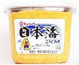 日本海 雪ちゃん こうじみそ カップ 1kg